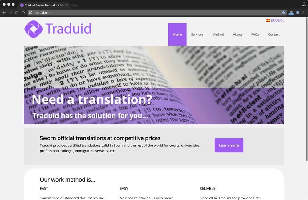 Traduid.com